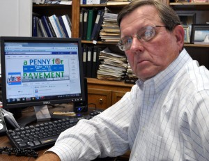 Earl McLeod, Lexington Penny for Pavement