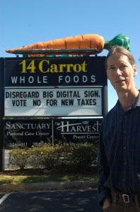 Ed Elbrecht of 14 Carrot
