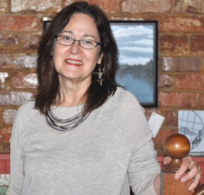 Sara Cogswell, owner of Gallery West