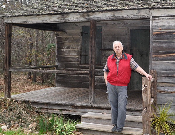 Cayce Historical Museum Director Leo Redmond says it's important to document Cayce's past and what he says are its fascinating stories, so that Columbia does not dominate Midlands history.