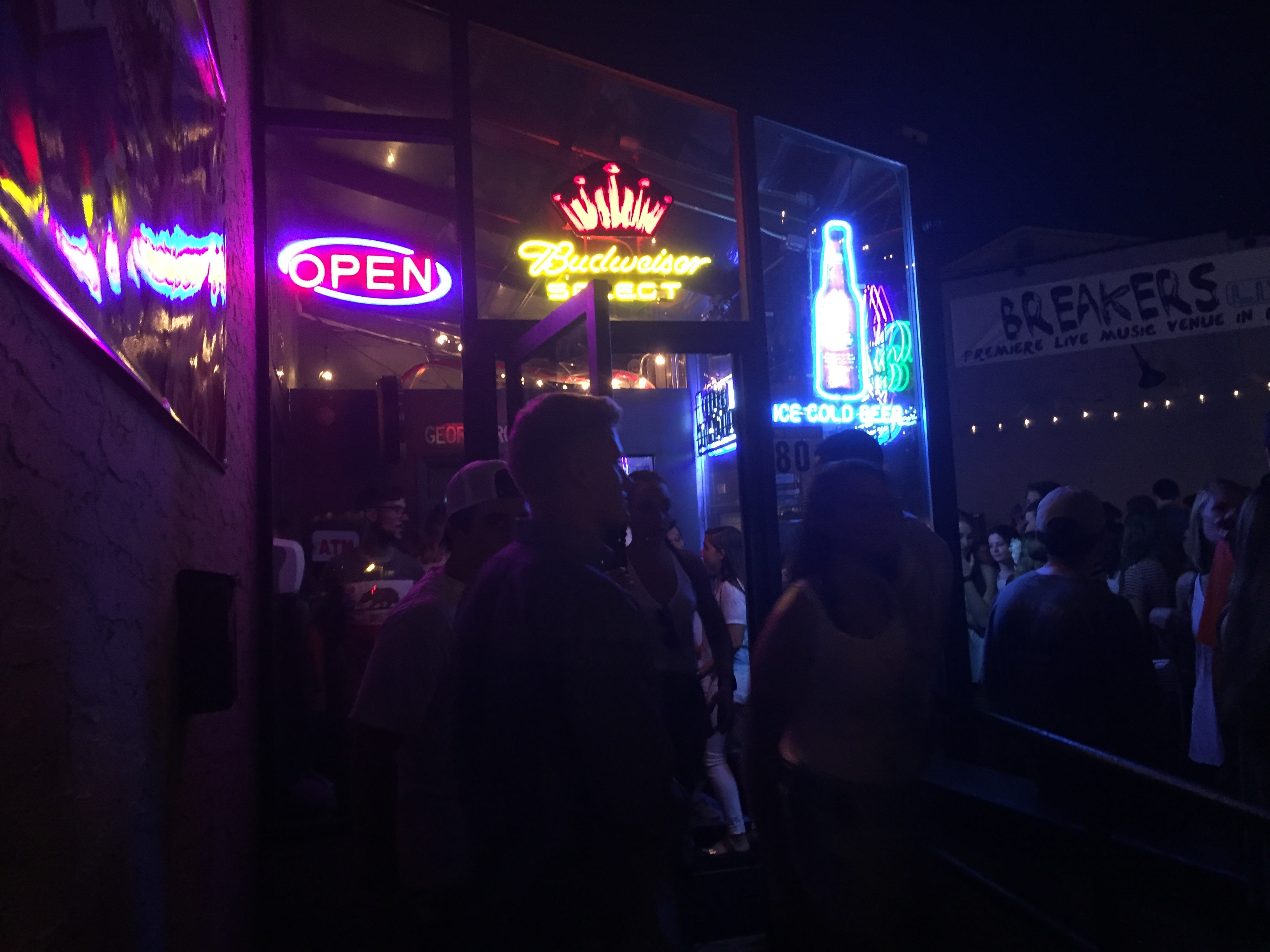 Nightlife in Five Points