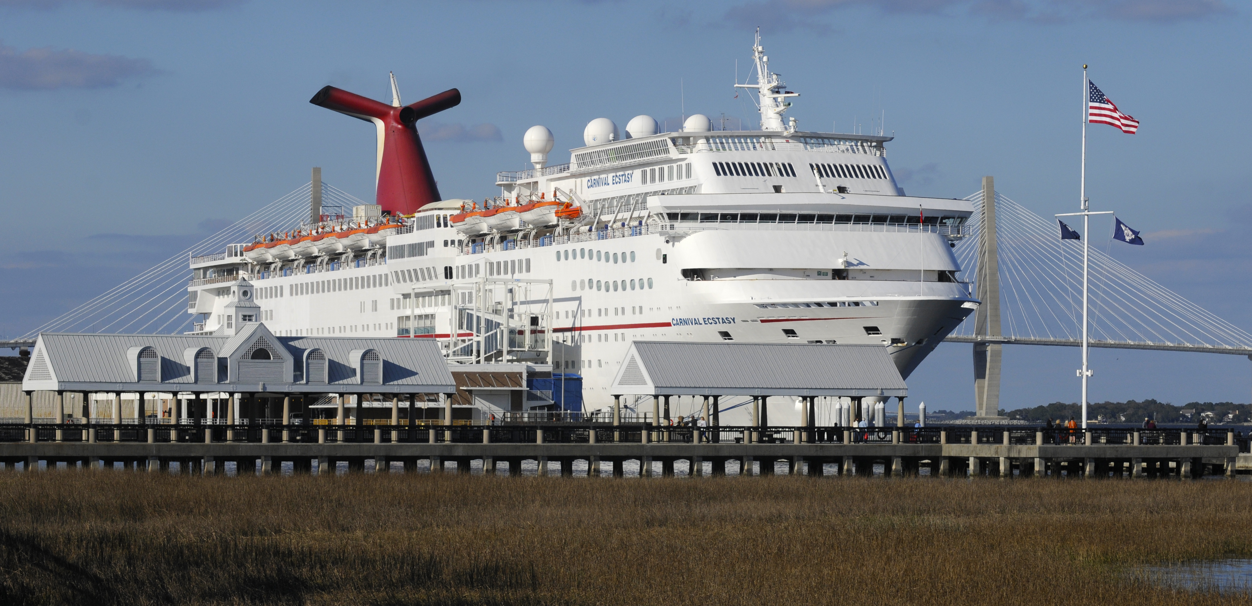 The downtown cruise terminal led to intense controversy